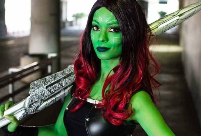 best gamora cosplay