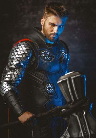 best thor cosplay