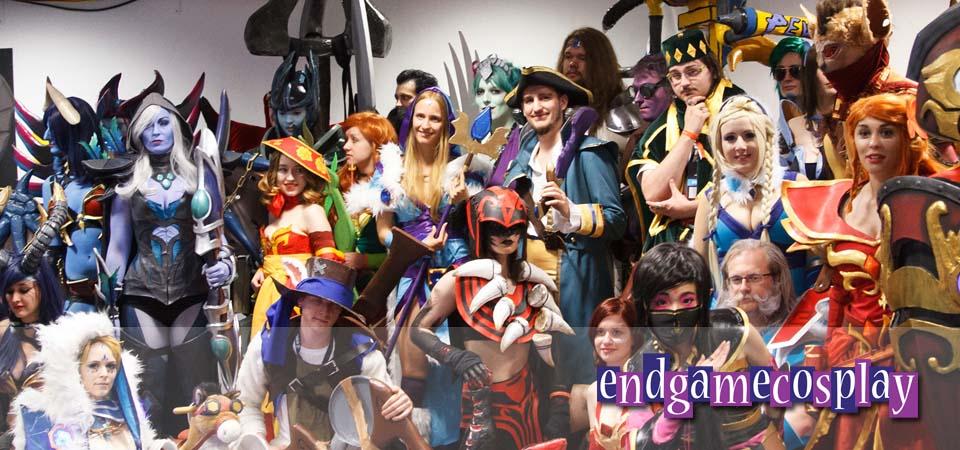 endgame cosplay home banner