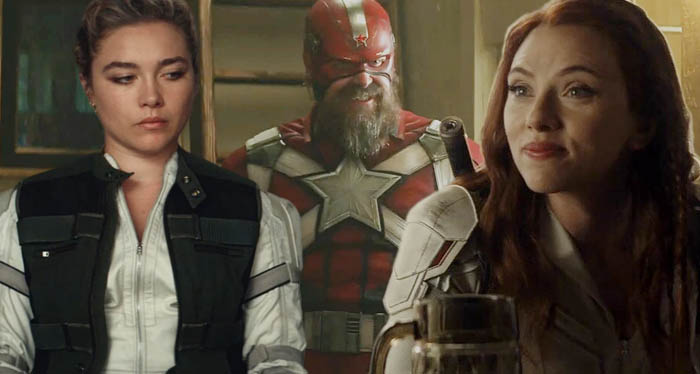 new white suits in black widow 2020 movie