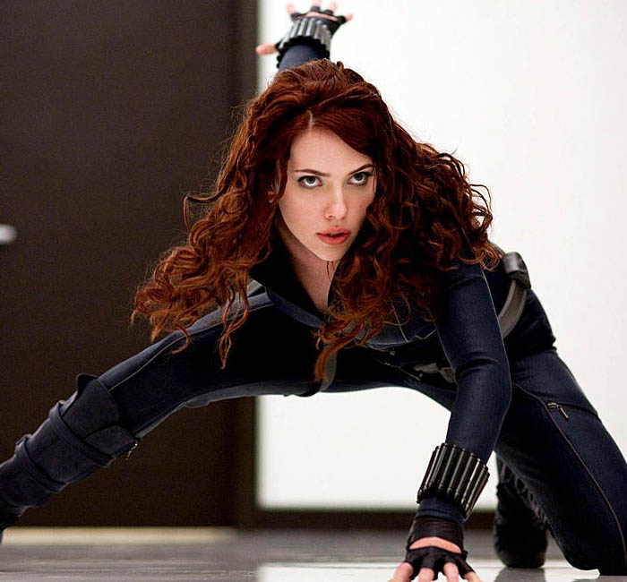 the classic suit for black widow
